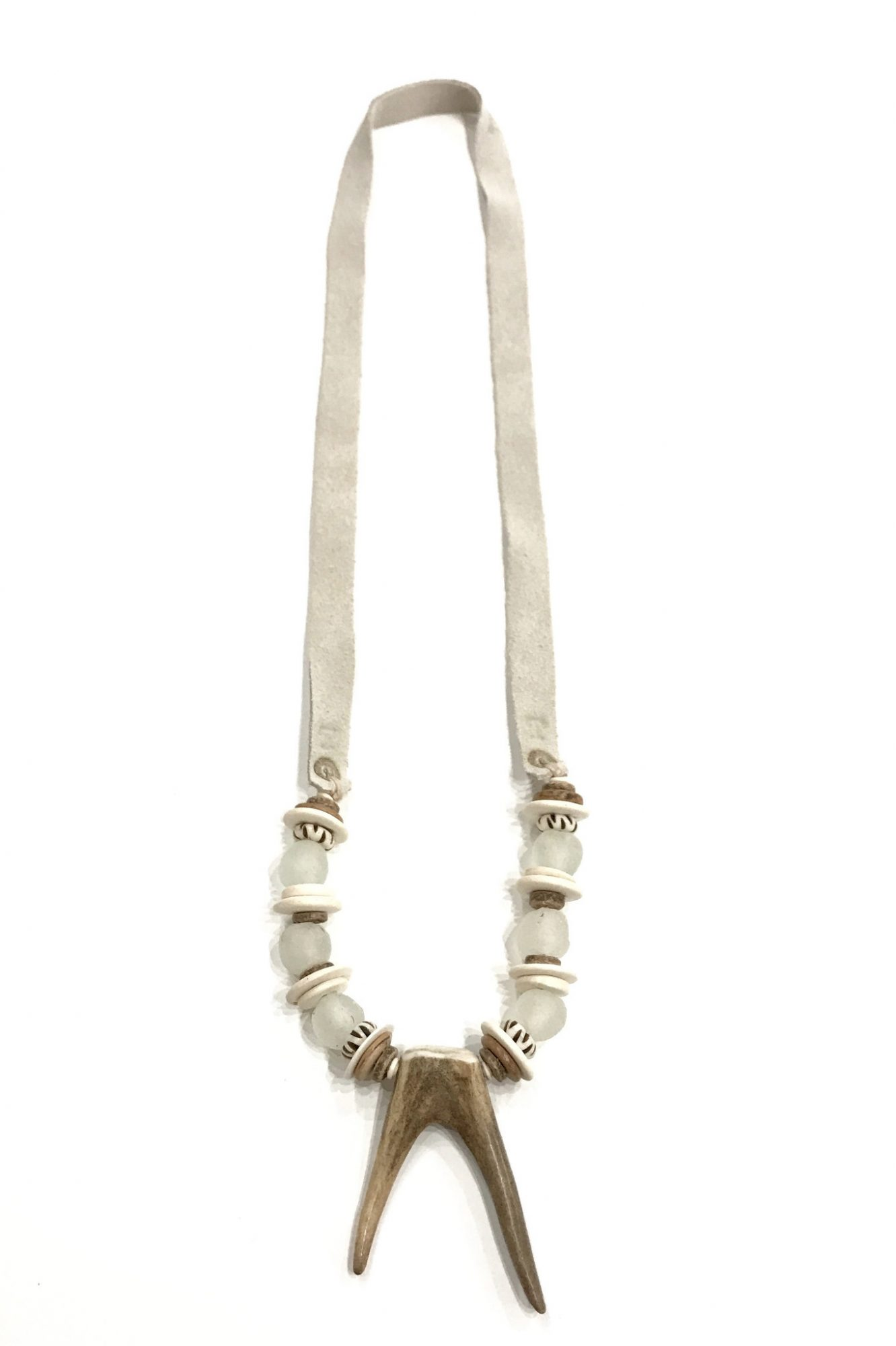 Twine and Twig Slim Tip Necklace