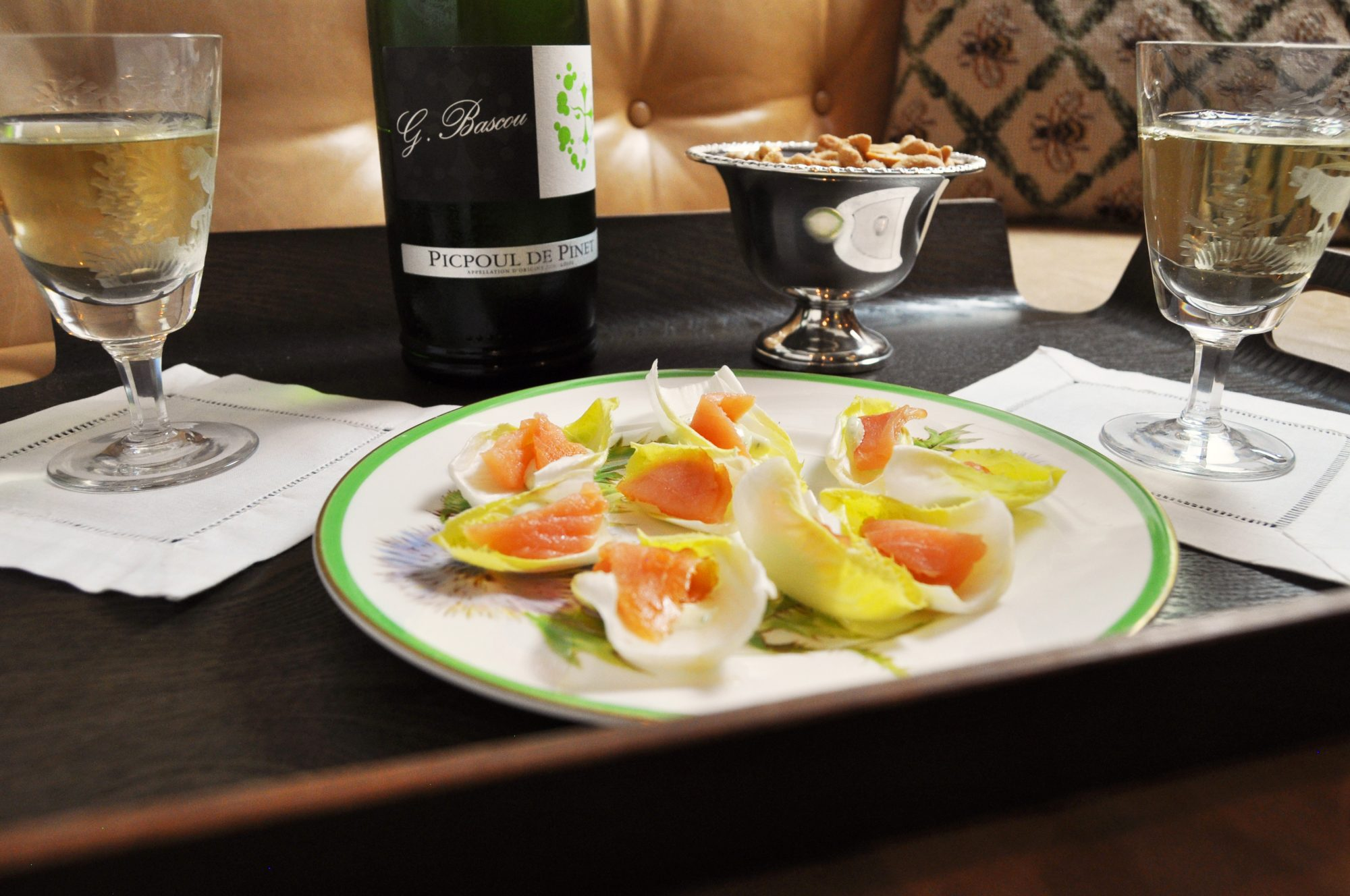 Smoked Salmon Endive Appetizer Blog