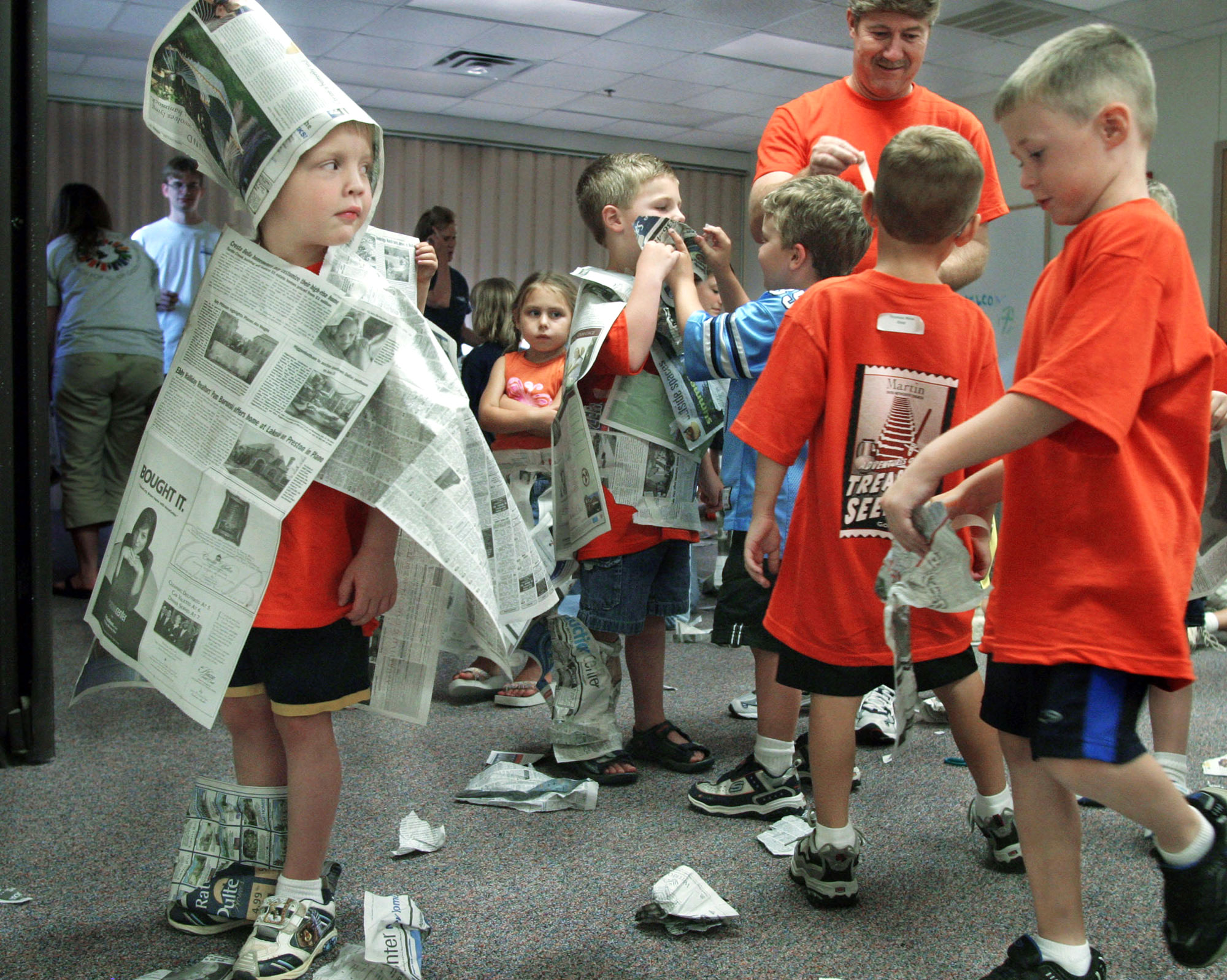 10 Signs You Went To Vacation Bible School In The South