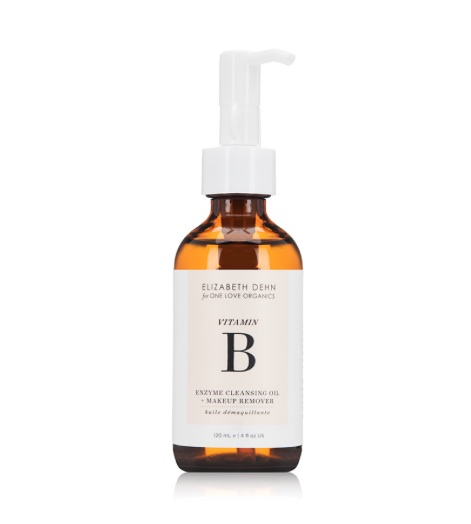 RX1707_ All-Time Best Skincare Secrets Vitamin B Enzyme Cleansing Oil + Makeup Remover