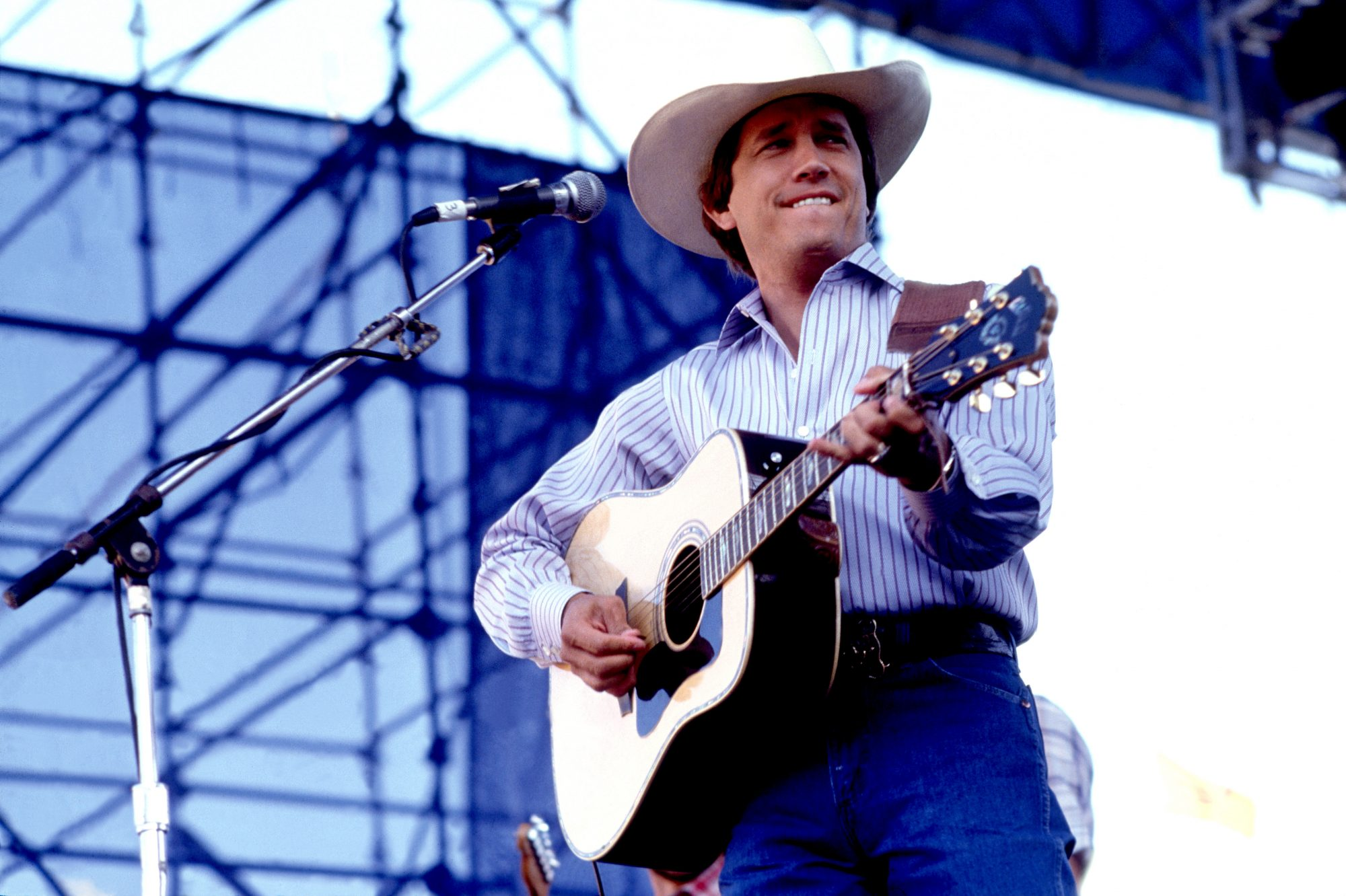 country singer george strait