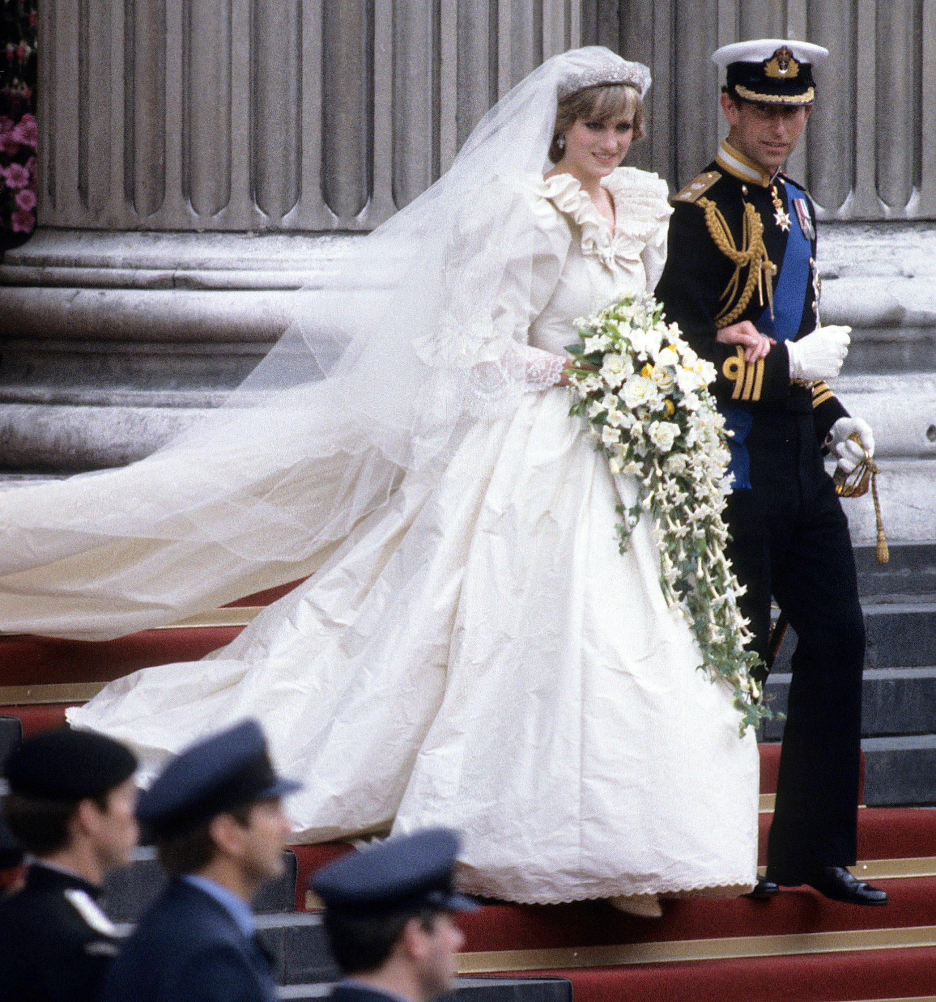 Princess Diana's Wedding Dress Designer Is Launching a Very '80s New Label
