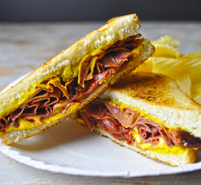 RX_1707_Each Southern State's Official Sandwich_West Virginia