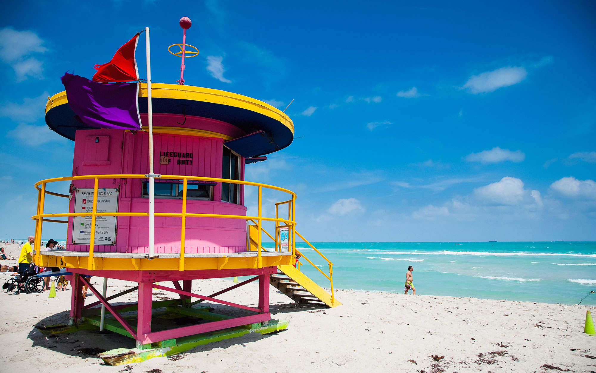 America's favorite cities for summer travel: Miami