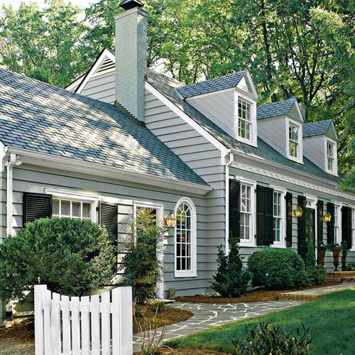 Cape cod update southern living for Southern living cape cod house plans