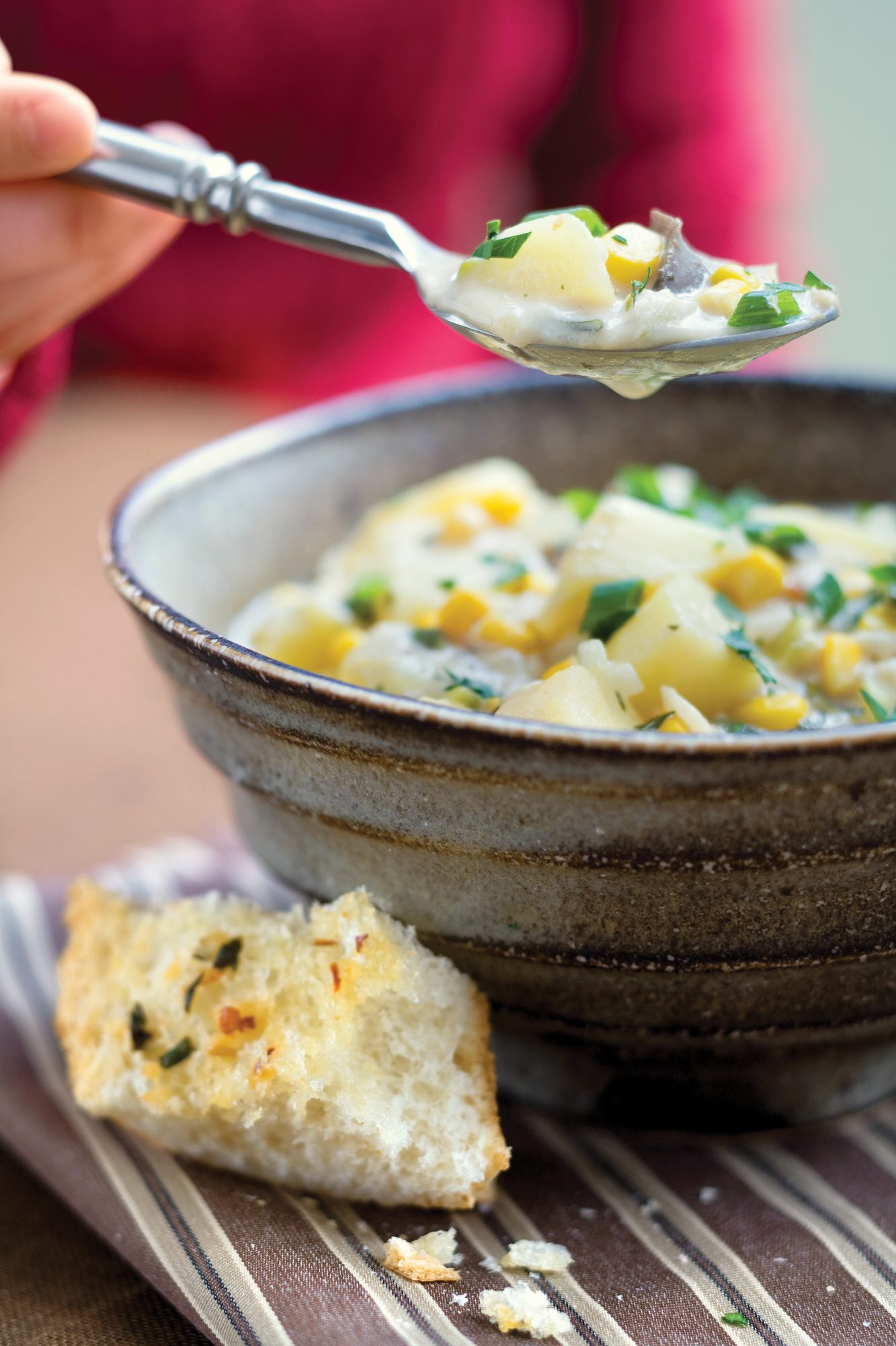 What's for Supper? Serve Chowder Tonight