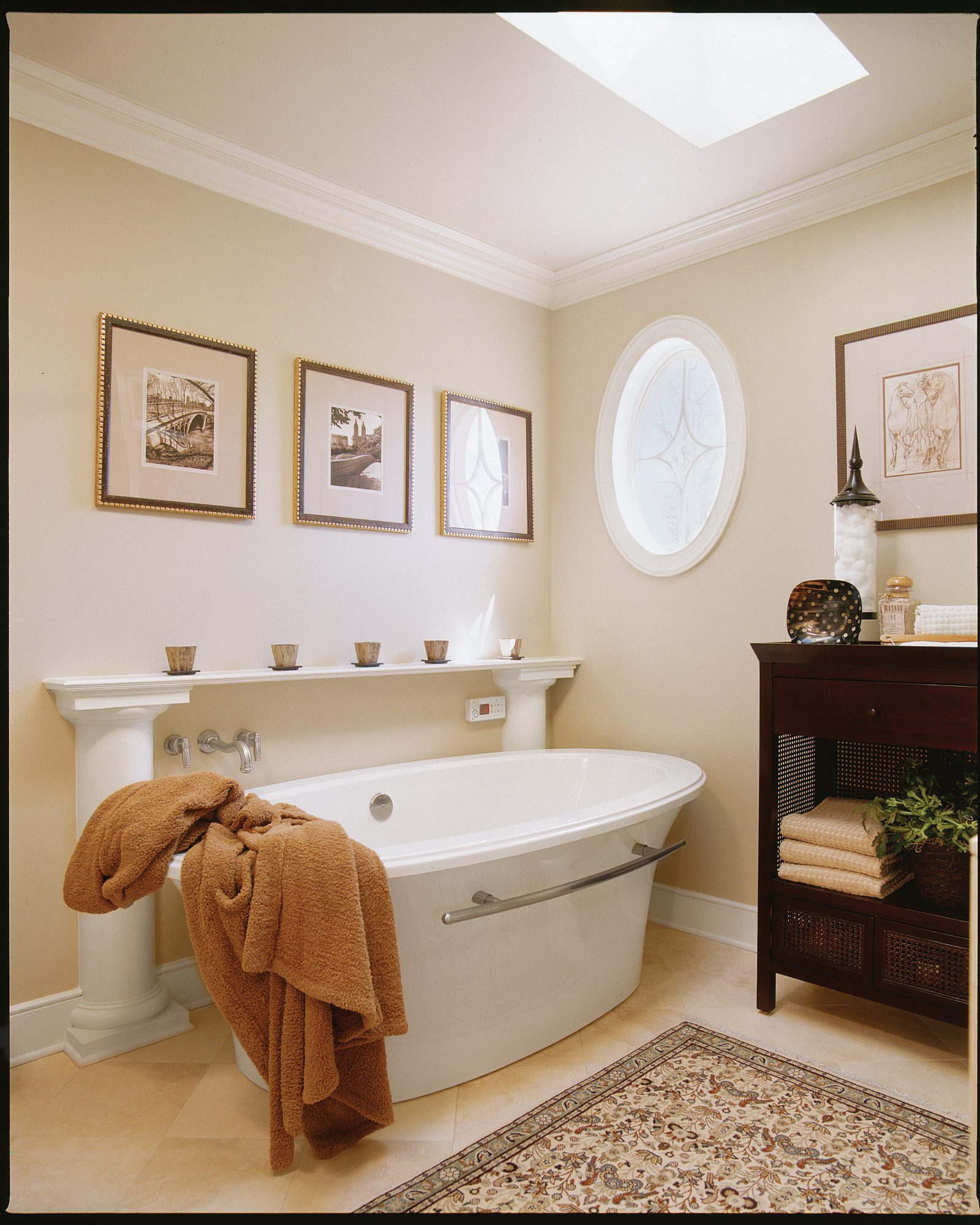 A Master Bath Miracle: From Dated To Dazzling