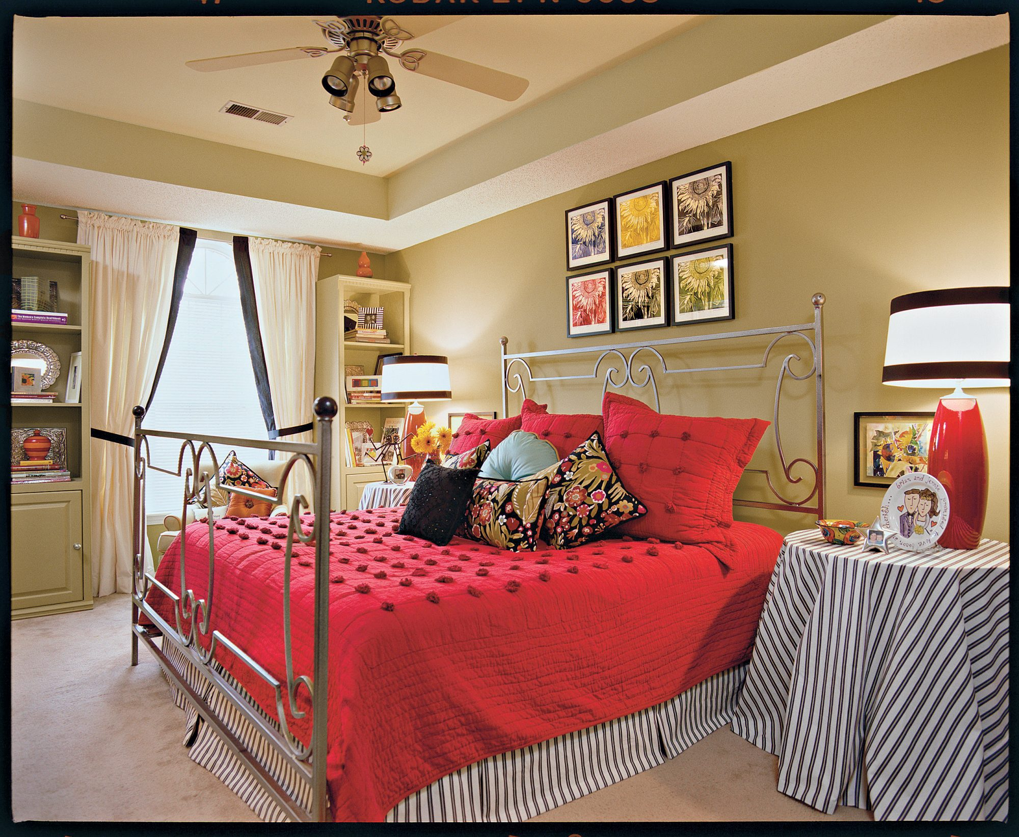 Bold Bedroom Redo