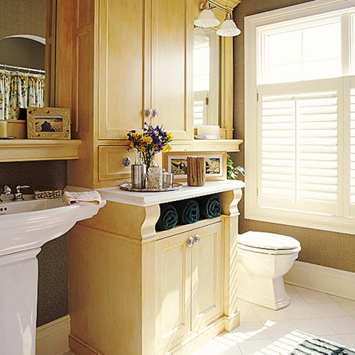 It's All in the Details-- Guest Bath