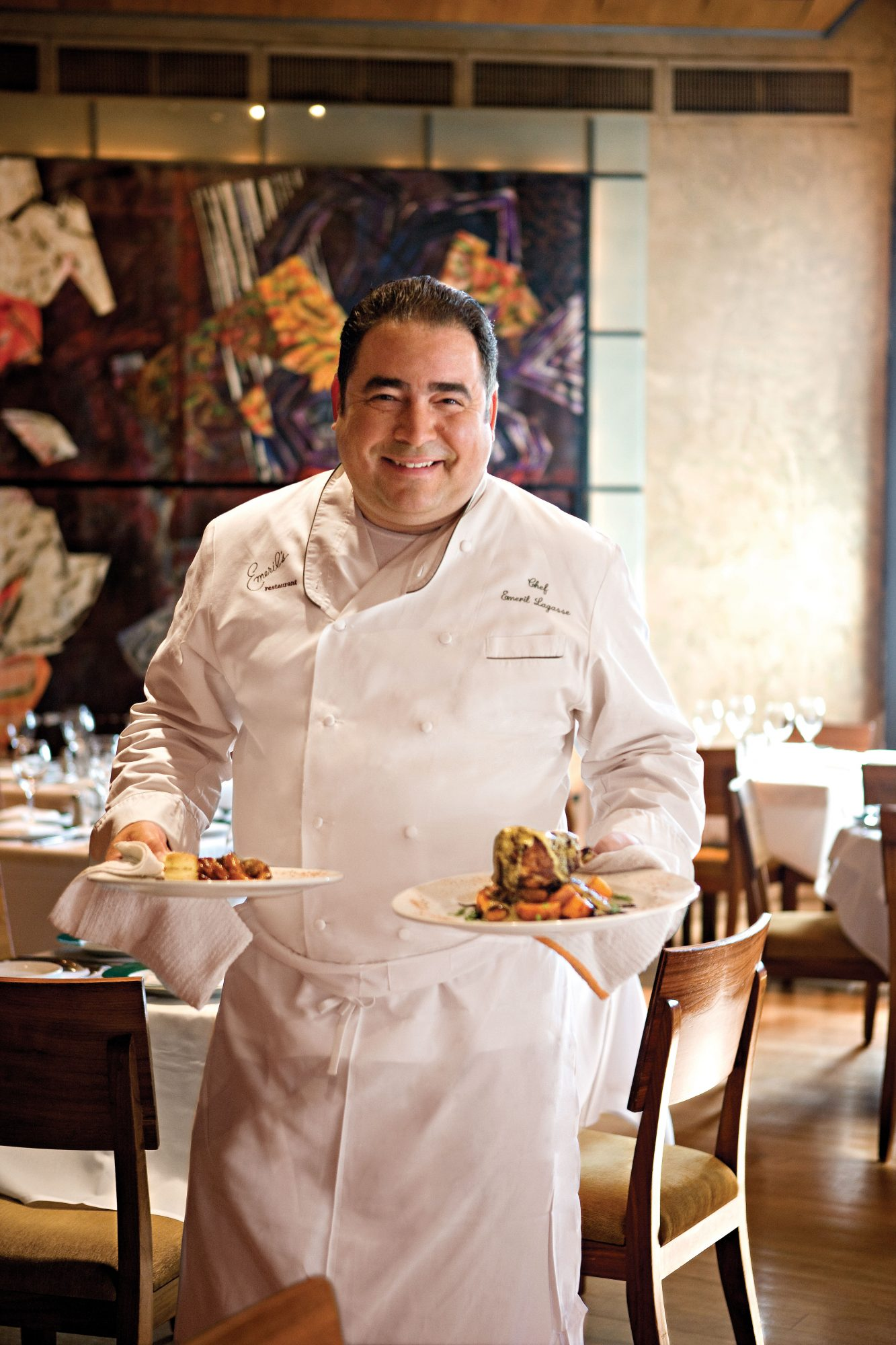Three Sides of Emeril