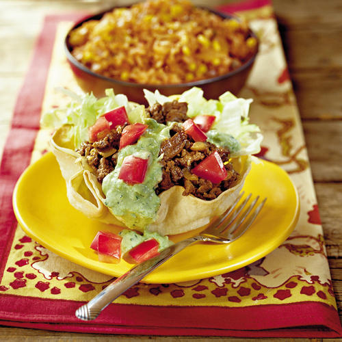 Lowfat Mexican Entrees--It's Possible (new promo)