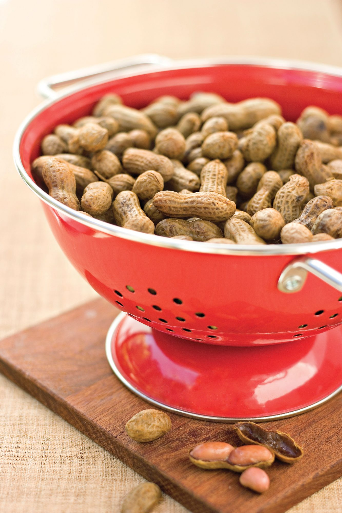 Best Boiled Peanuts