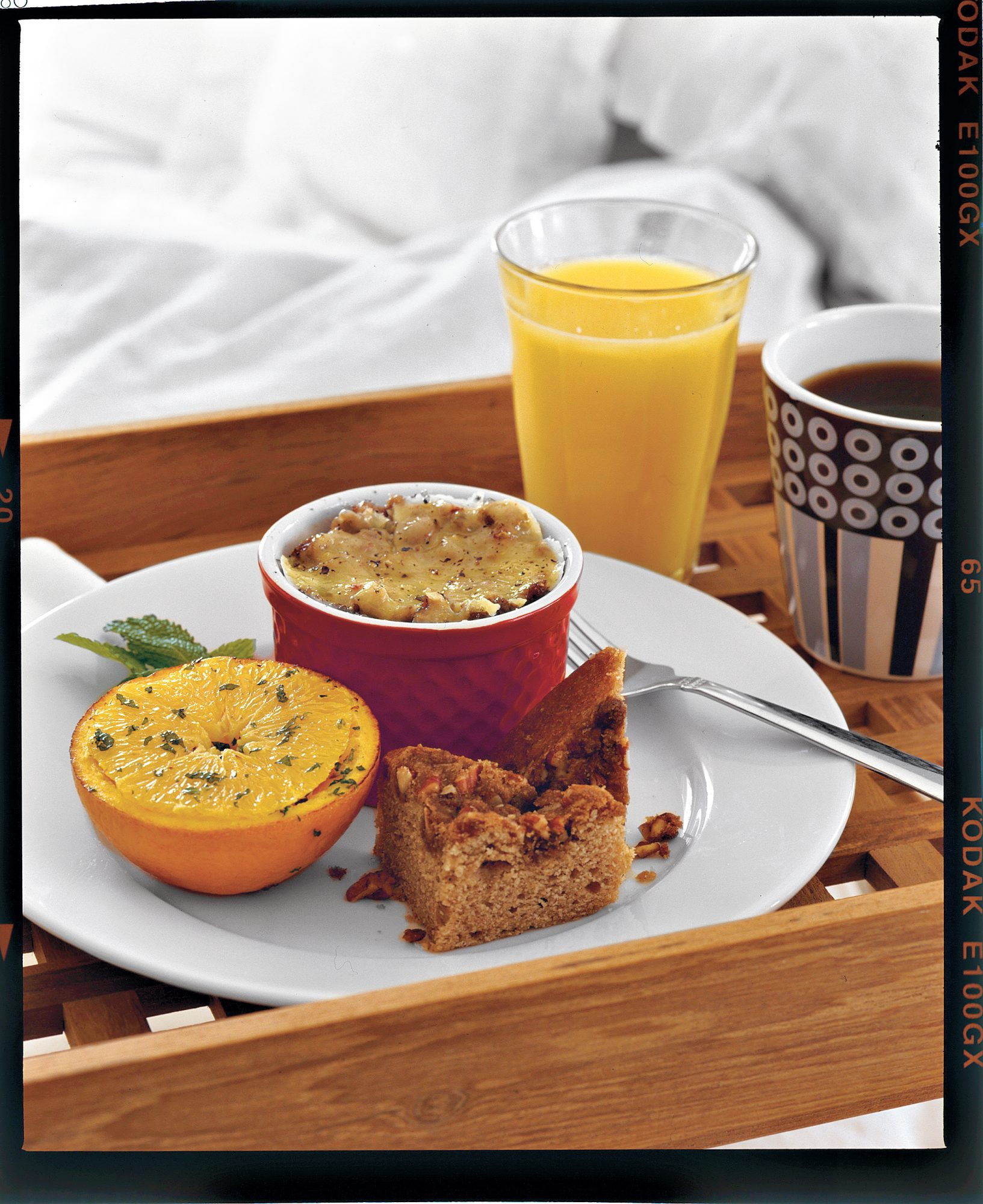 Wake Up to Breakfast for Two