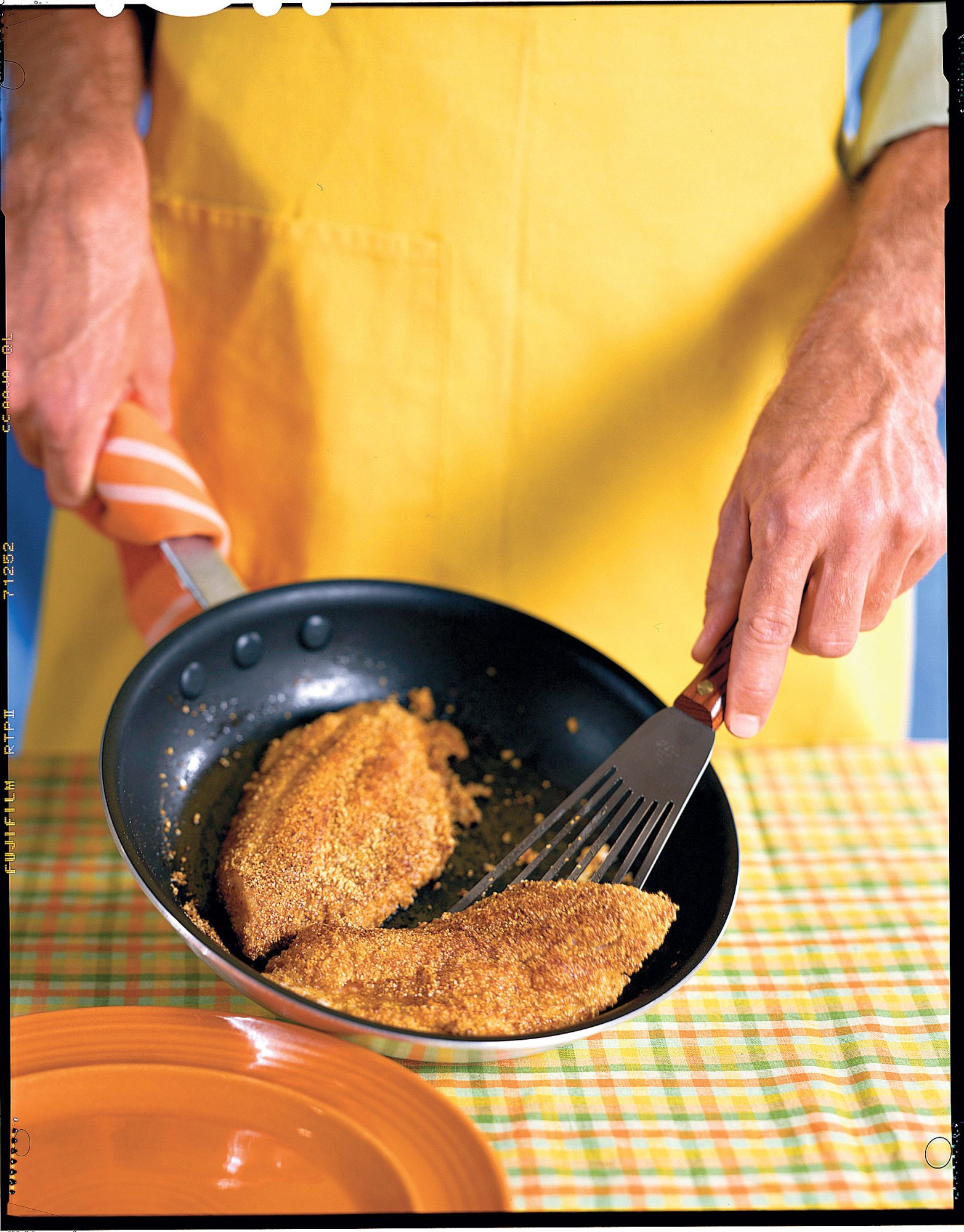 Low fat fried fish southern living for Cliffords fish fry