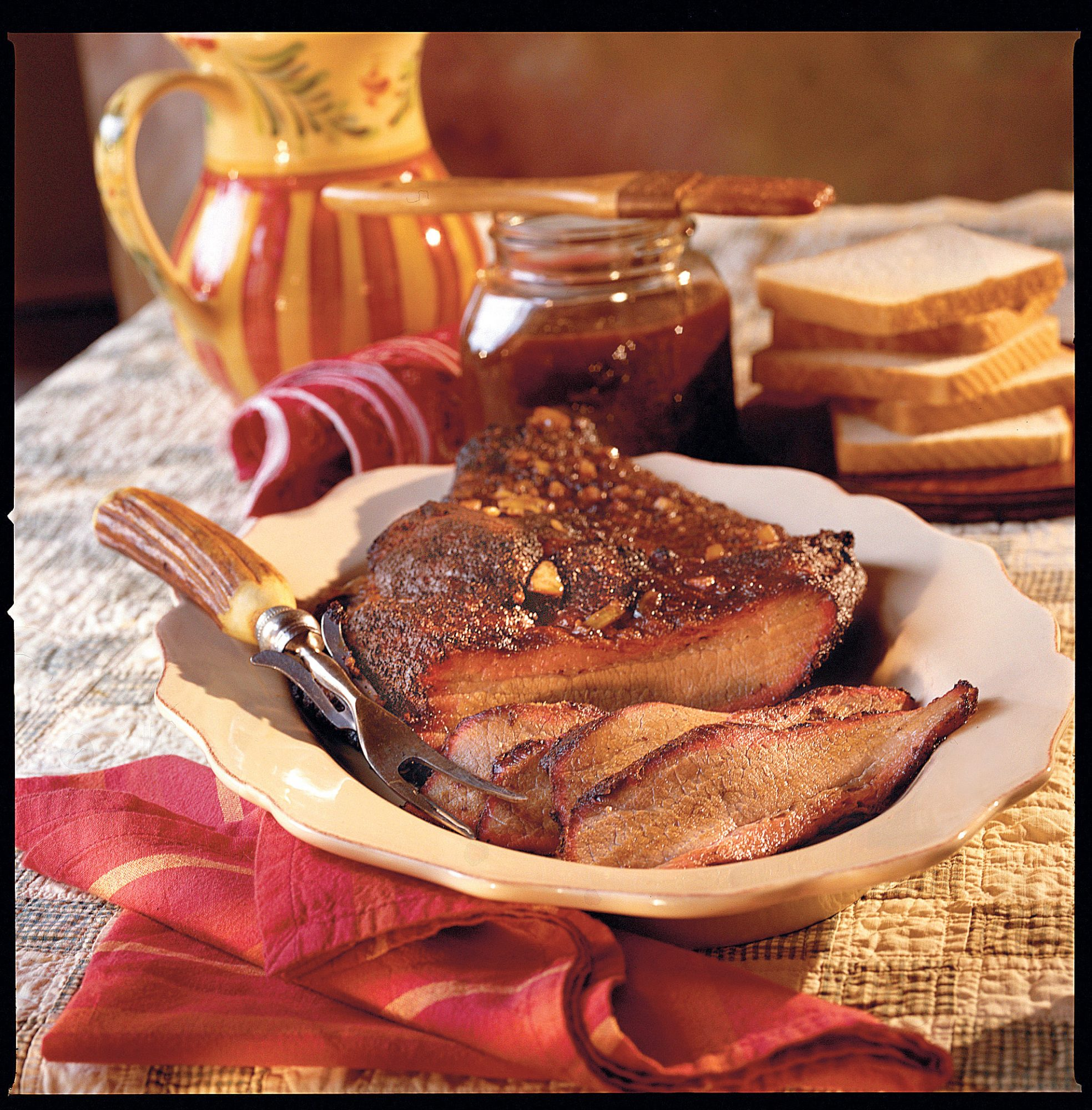 Taste of the South: Texas-Style Brisket