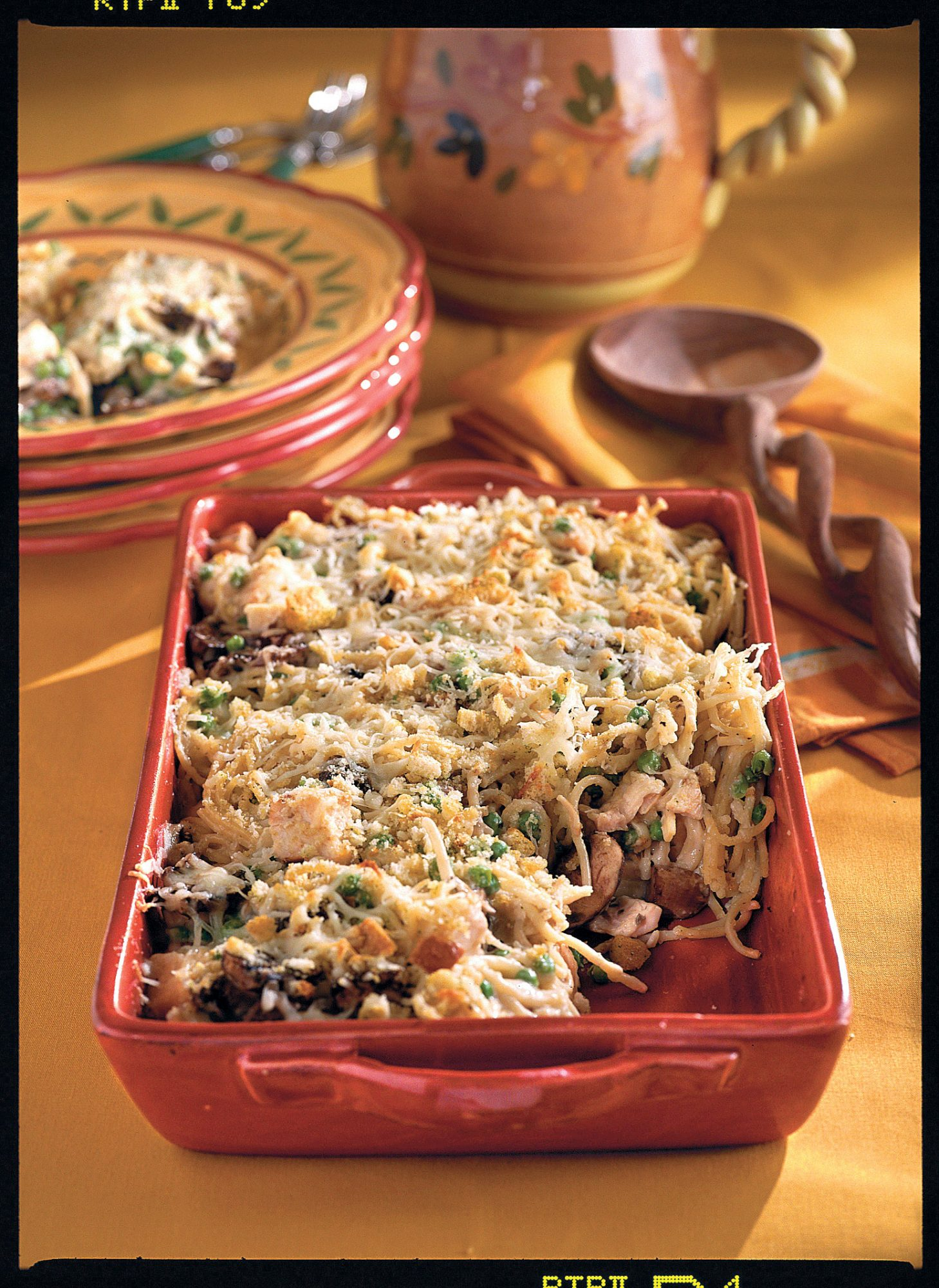 50 Best Thanksgiving Turkey Tetrazzini