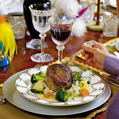 REDESIGN PROMO New Year's Feast for Eight