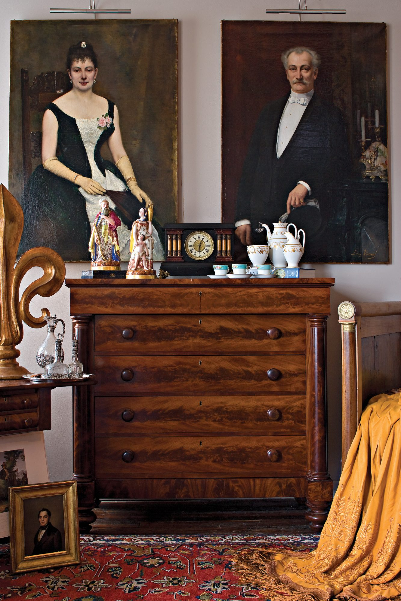 A Shopper's Guide to Antique Chests