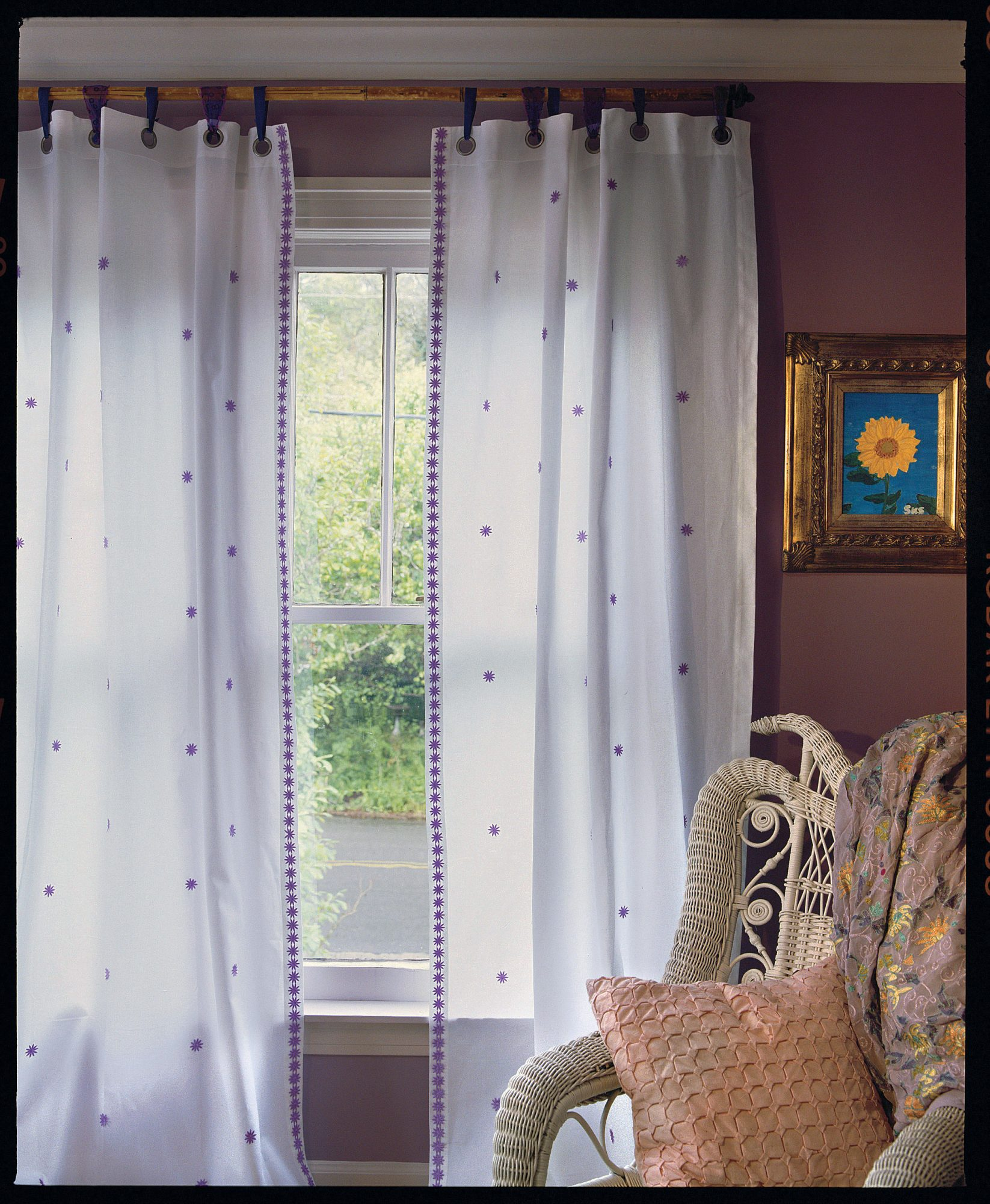 Designer Drapes for Less
