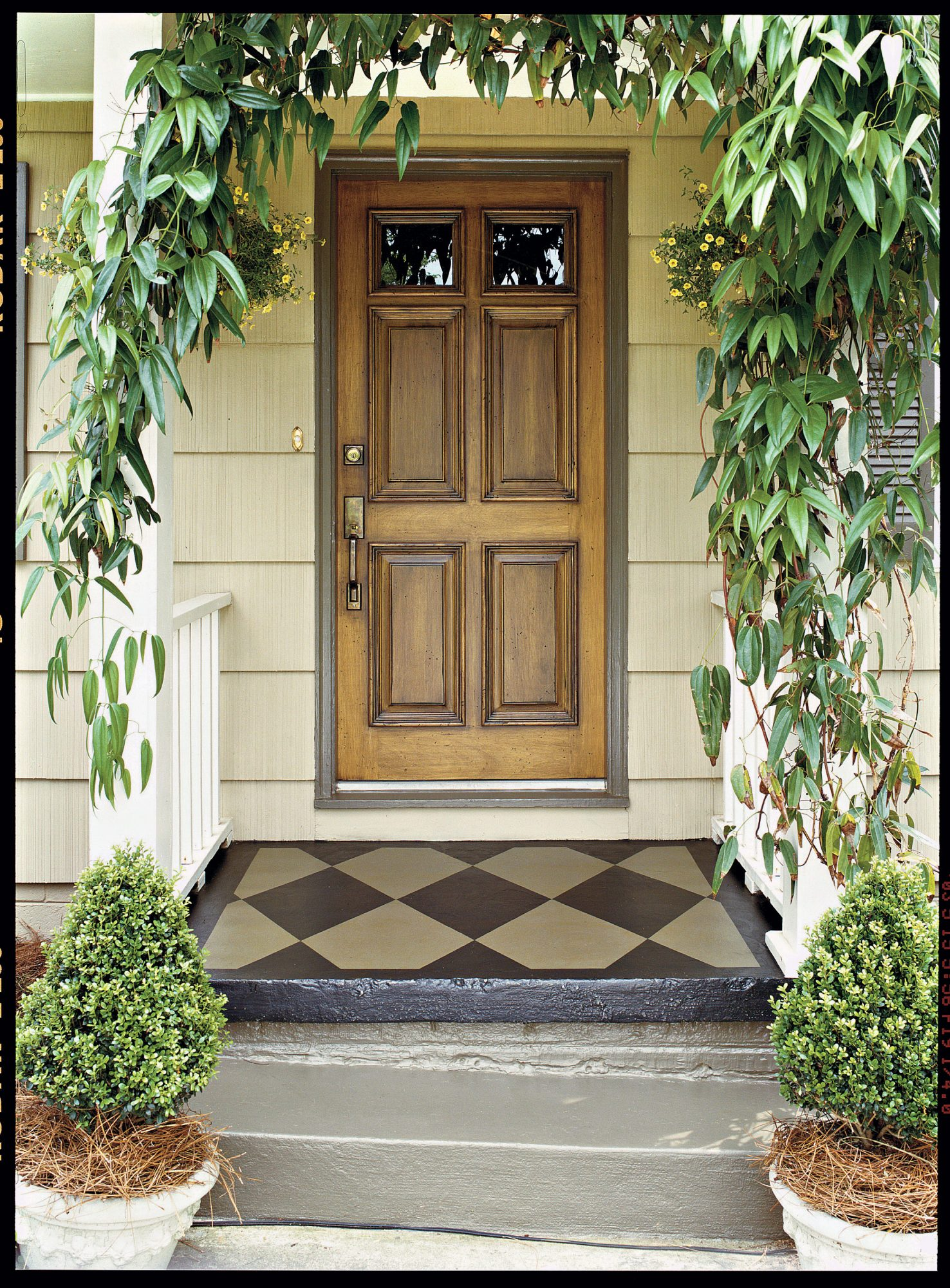 Freshen Your Front Entry