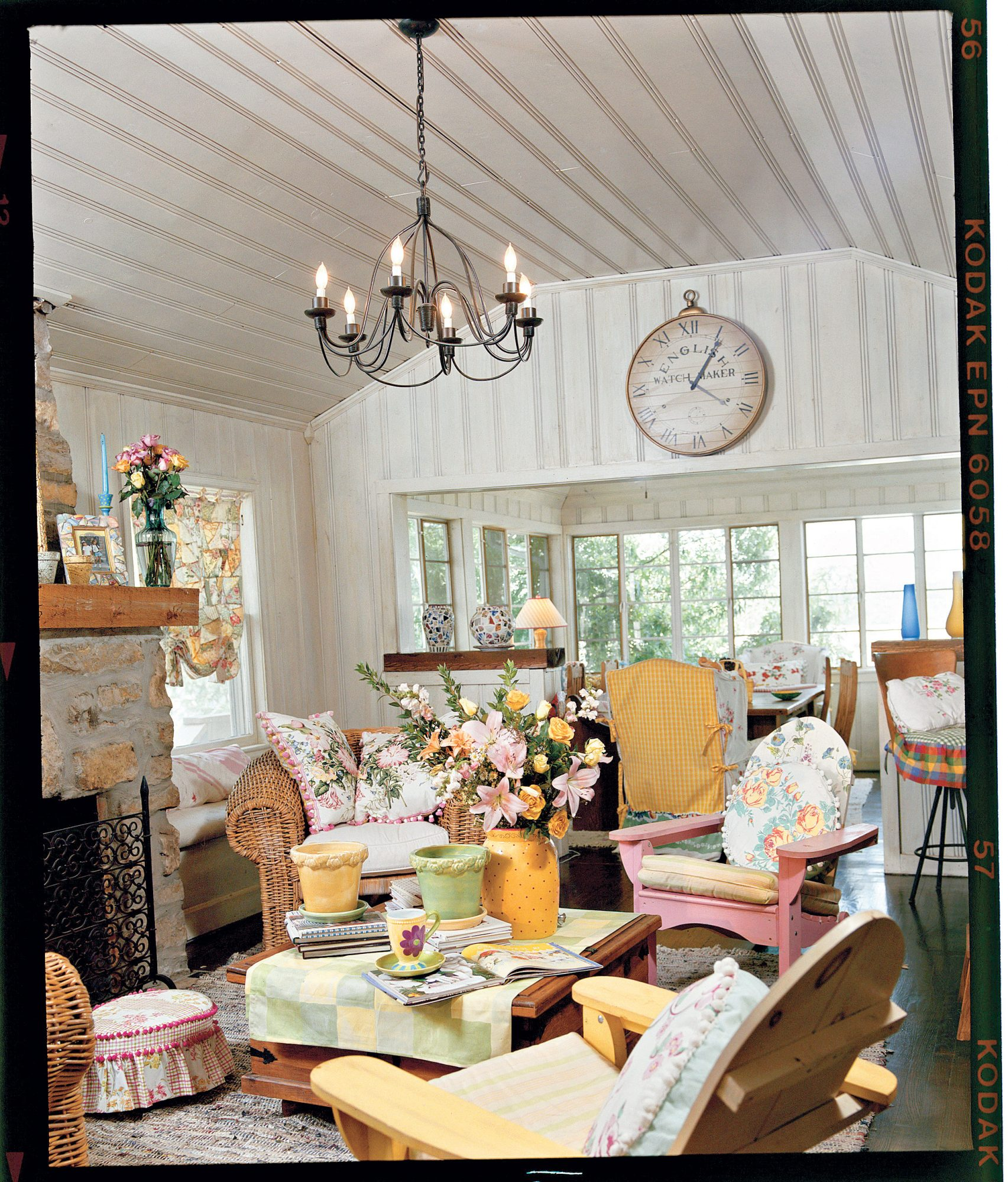 Decorate With Cottage Style Cross Promo