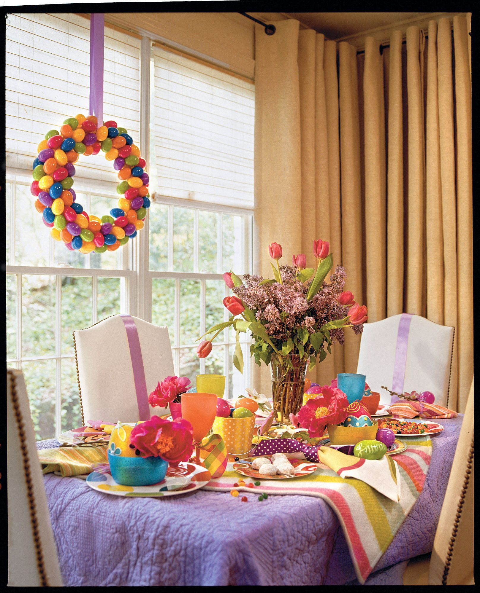Set A Spring Table Southern Living