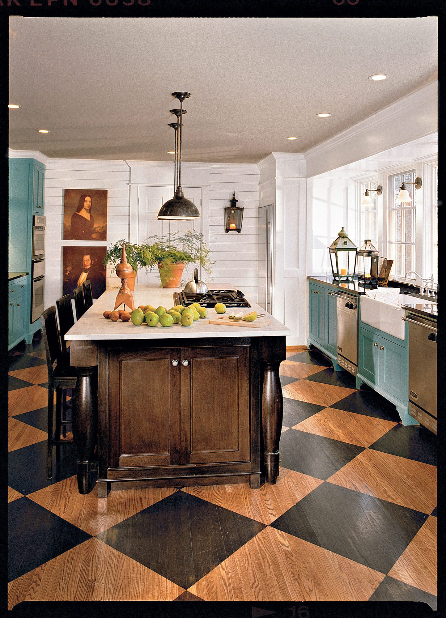 Accent Your Kitchen