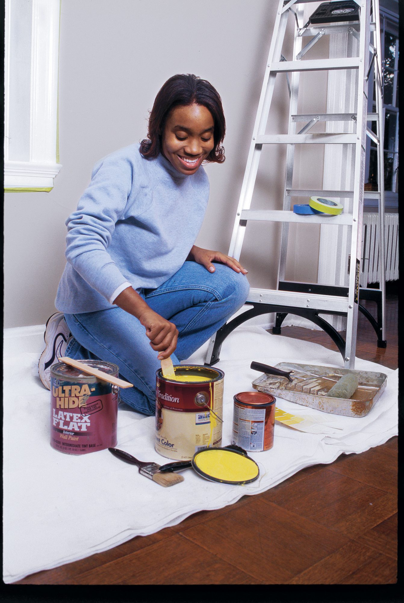 Paint Products That Make the Job Easier