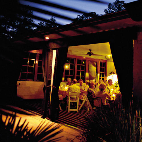Outdoor Rooms: Party Room