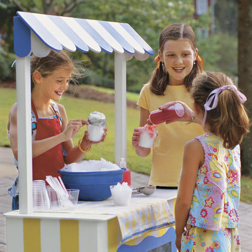 Summer Living: Icy Treats