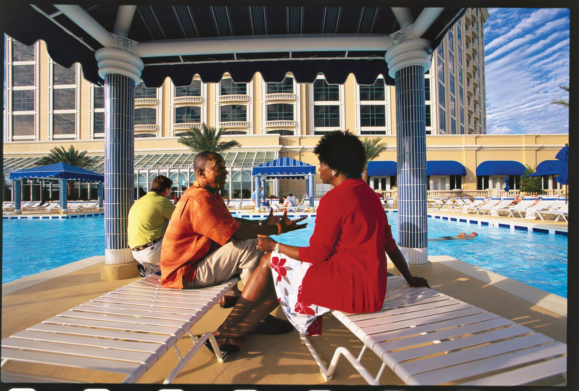 Slide show cool pools great stays southern living for Bargain boutique hotels