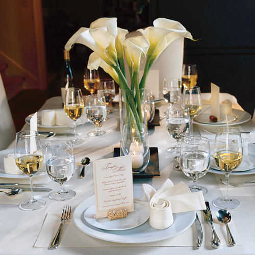 Simply Set for a Fancy Party