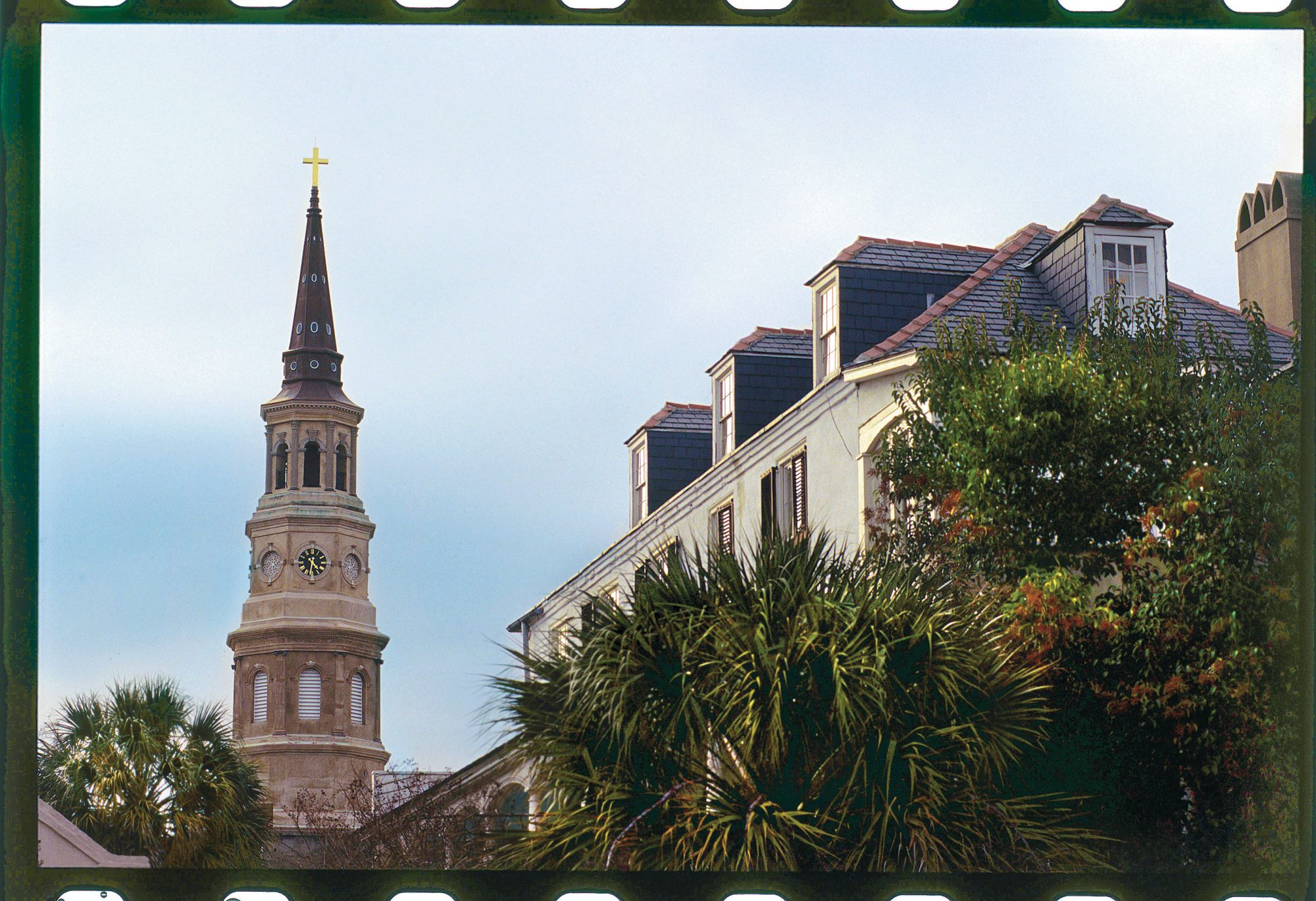 Haunted Charleston Walking Tour