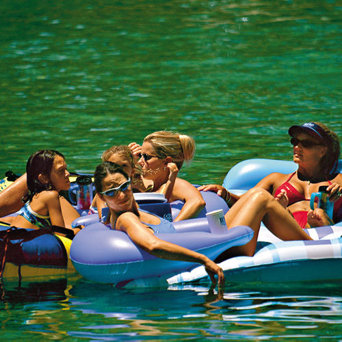 Outdoors South: Tubing--The Ultimate Lazy Day