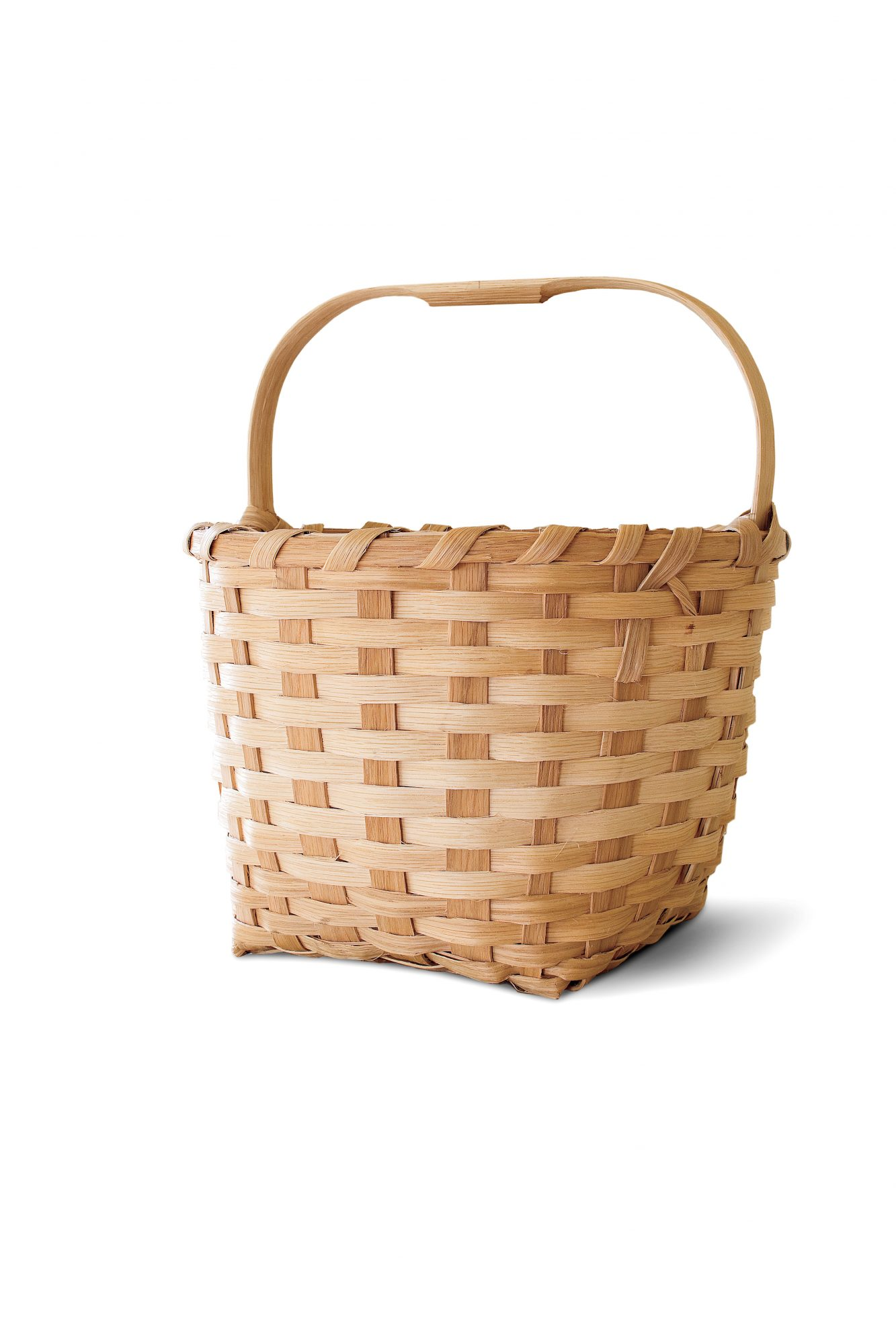 Split White Oak Basket