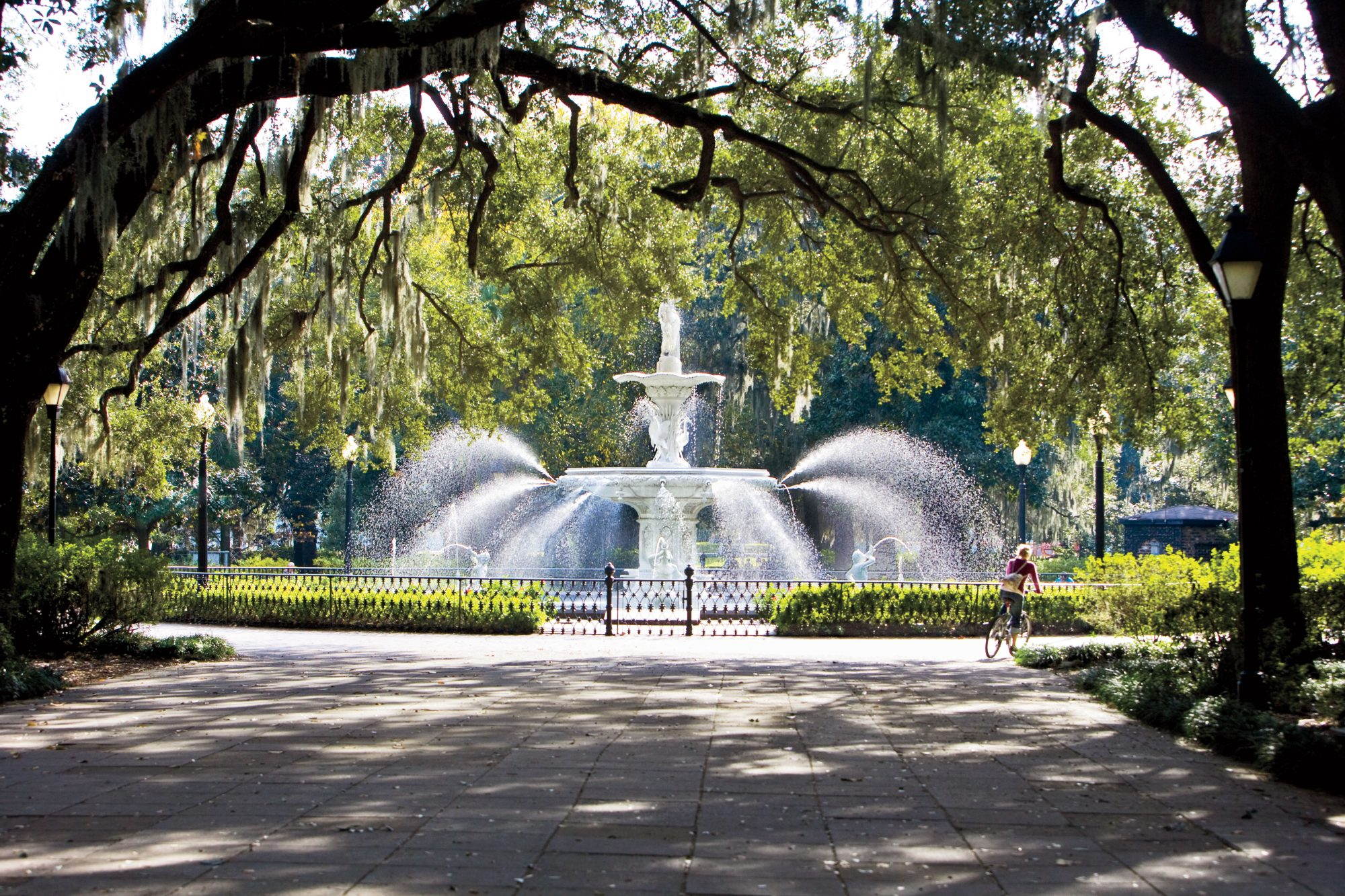 Weekend in Savannah