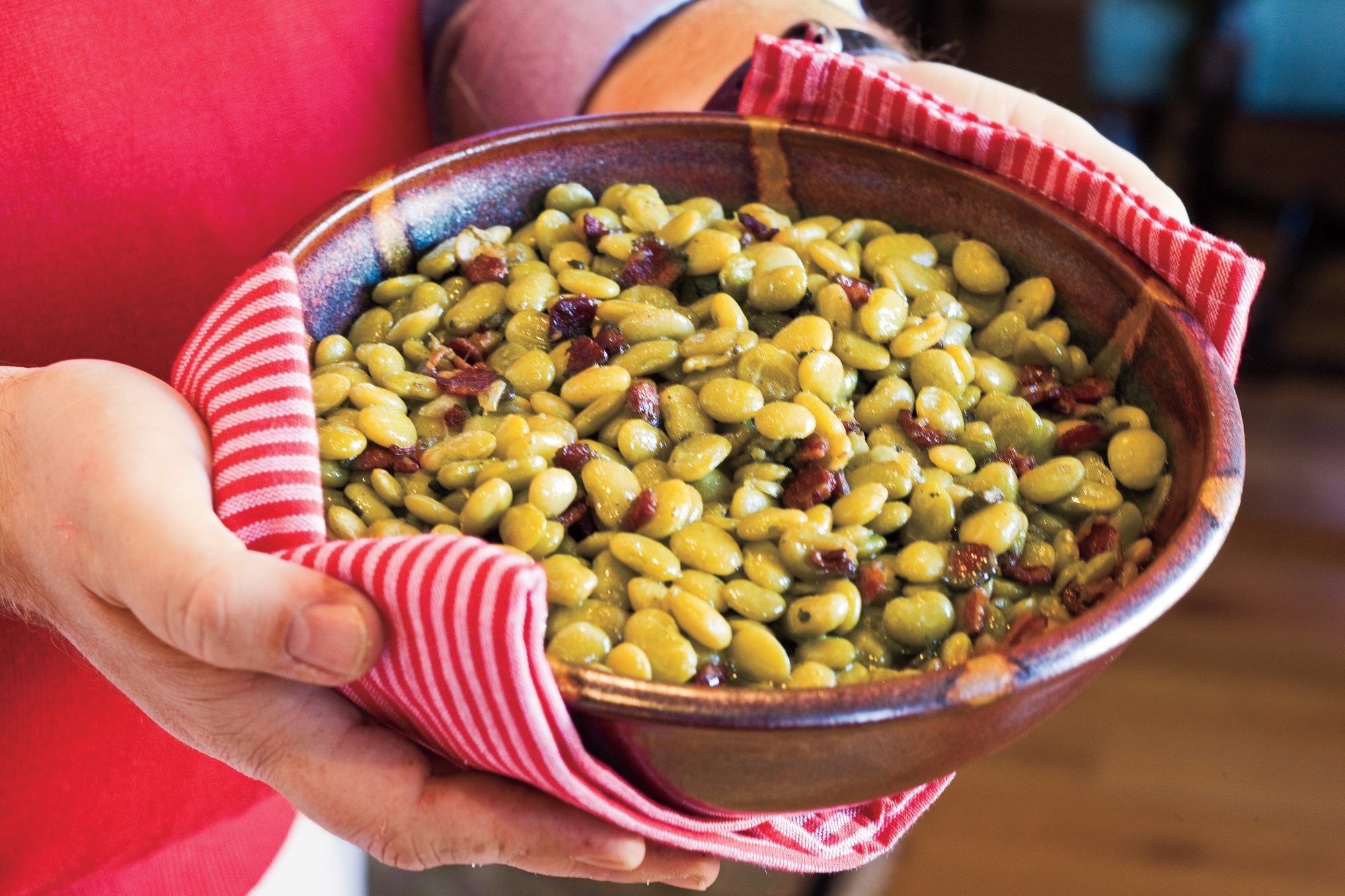 Home-Style Butterbeans