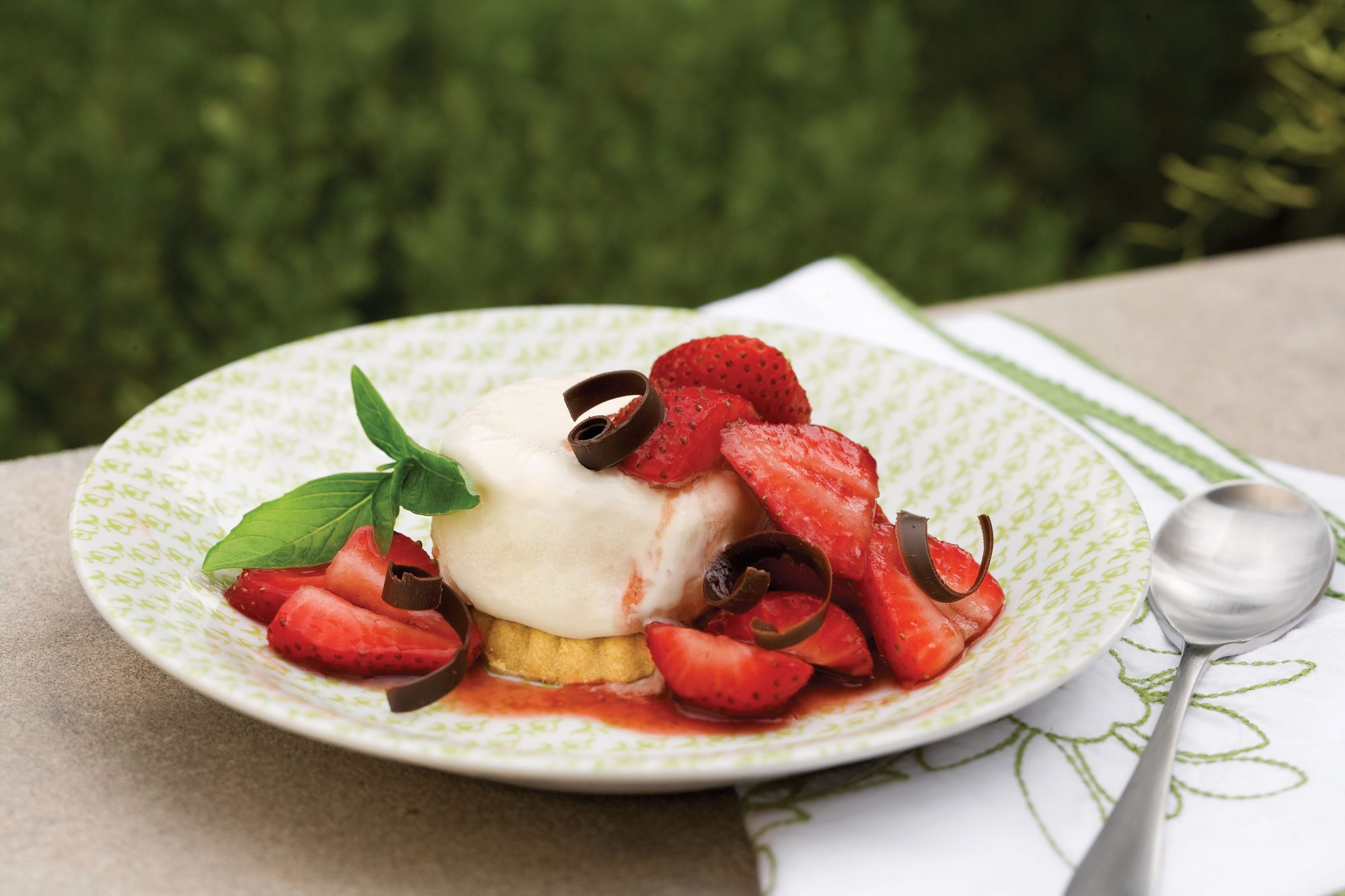 Balsamic Strawberries Recipes