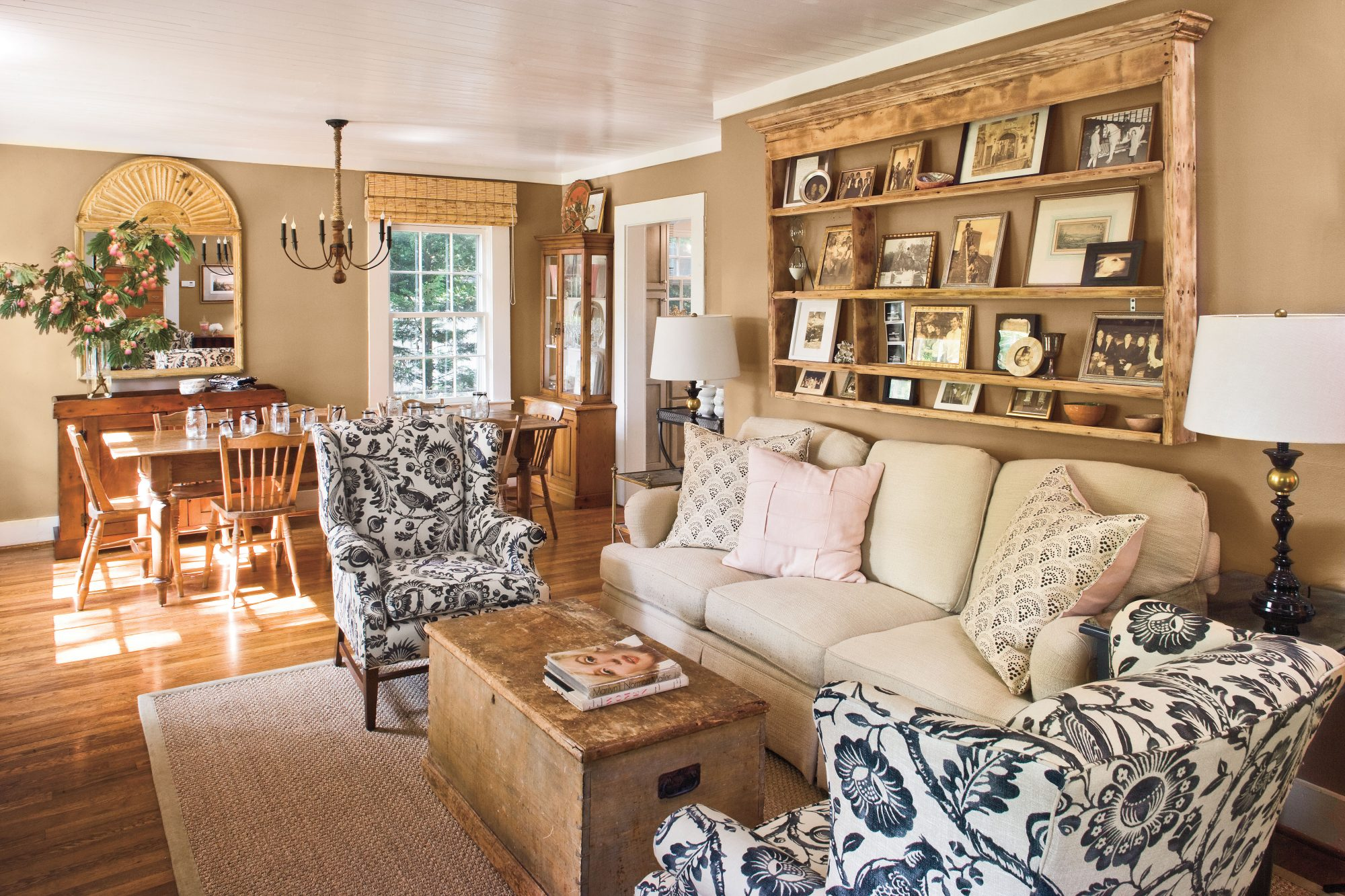 cottage living rooms. Cottage living room Style Ideas and Inspiration  Southern Living
