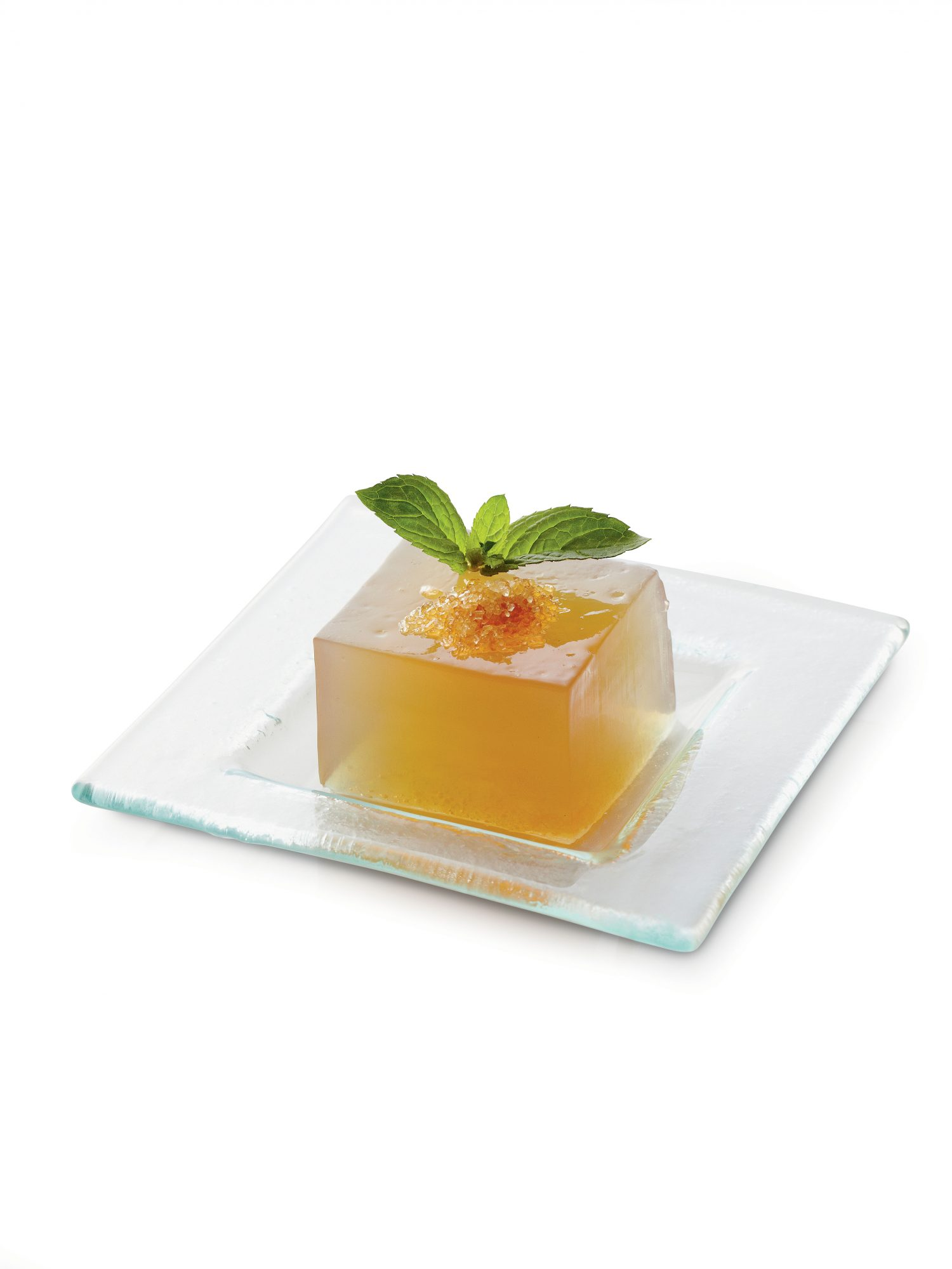 Mint Julep Gelées Recipe
