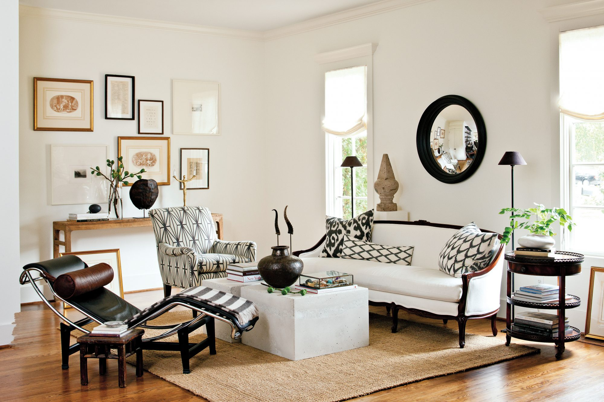 casual lakefront living room ideas best before and after home renovations southern living