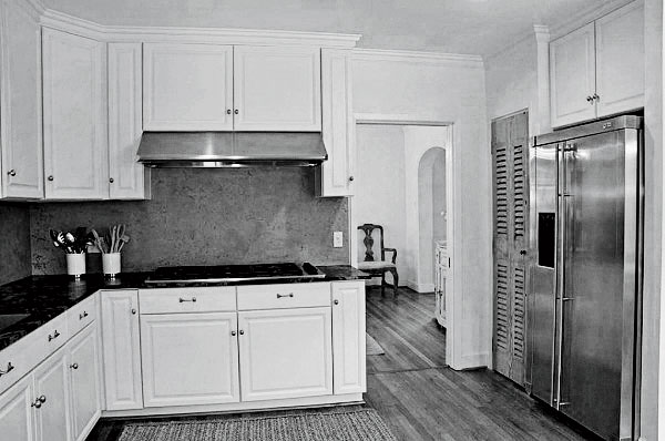 Before: Bold Redo Kitchen