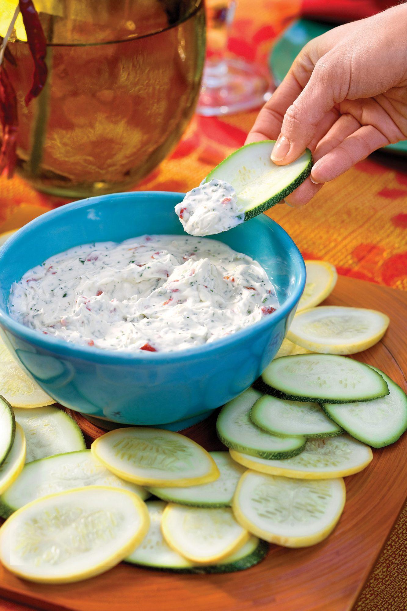 Father's Day Recipe Ideas: Fiesta Dip