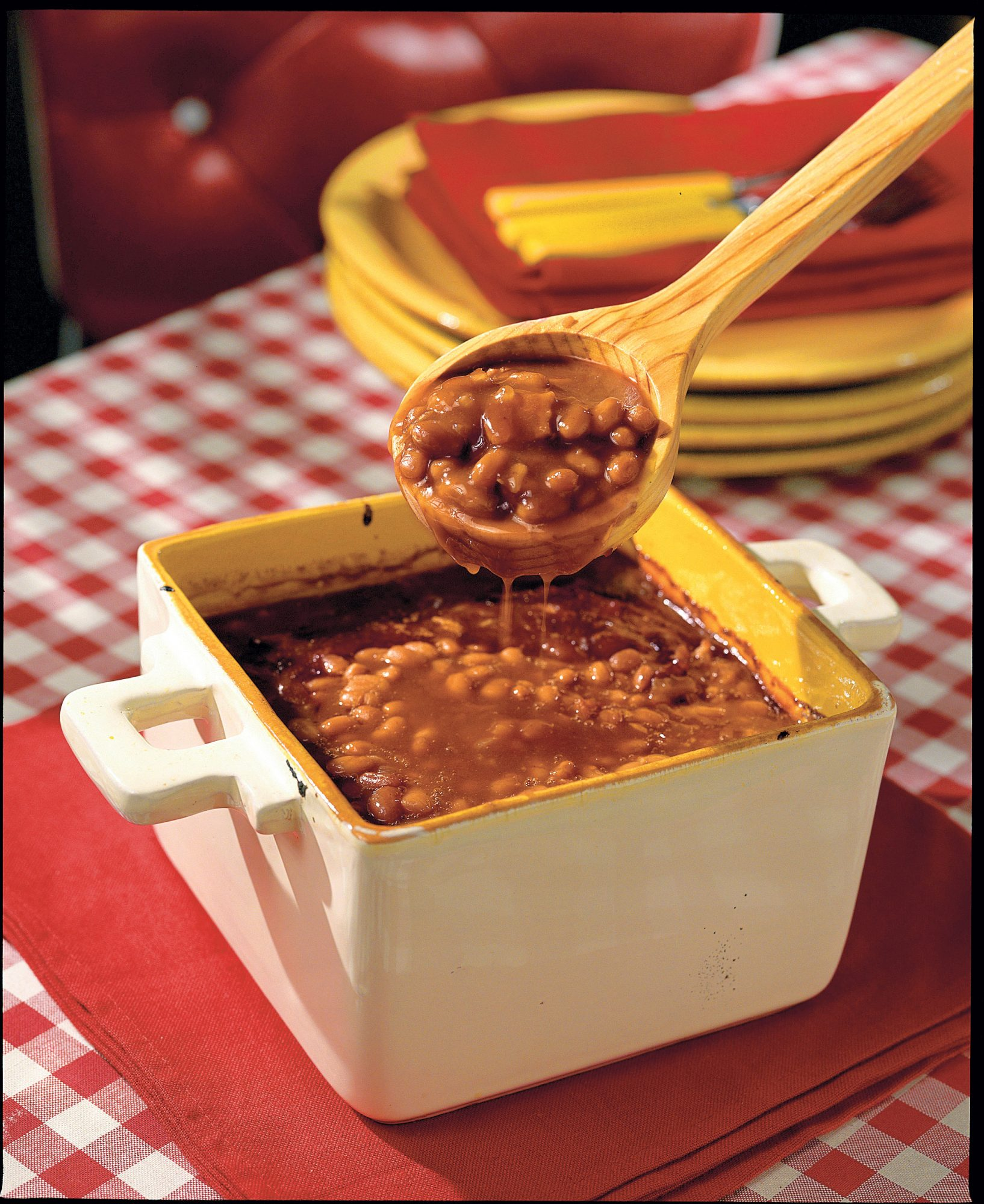 Root Beer Baked Beans Recipe