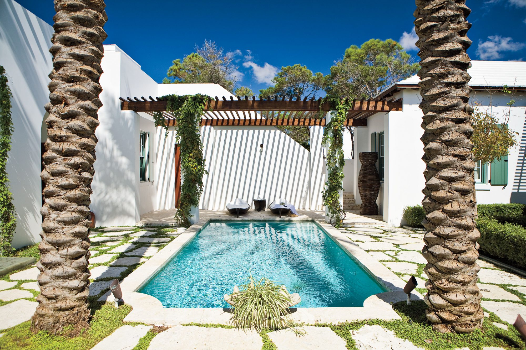 Alys Beach Pool Arbor