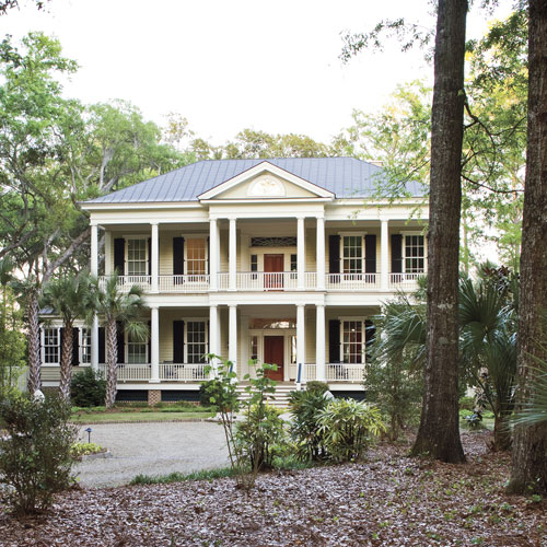 Creating character southern living Southern living builders