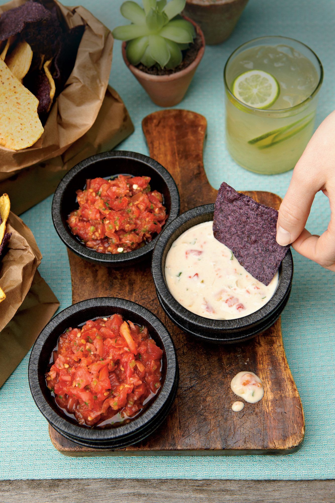 Spicy Queso Dip
