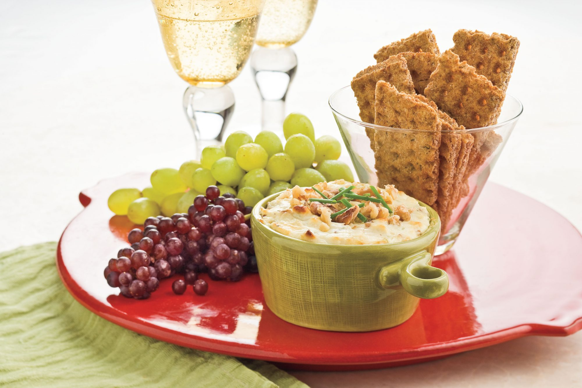 Christmas Recipes: Blue Cheese-Bacon Dip Recipes
