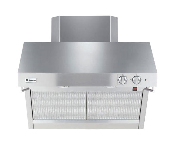 "GE Monogram 30"" Stainless Steel Professional Hood"