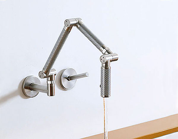 Kohler Karbon Articulating Kitchen Sink Faucet